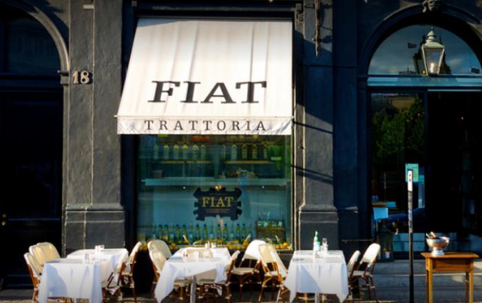 FIAT Restaurant