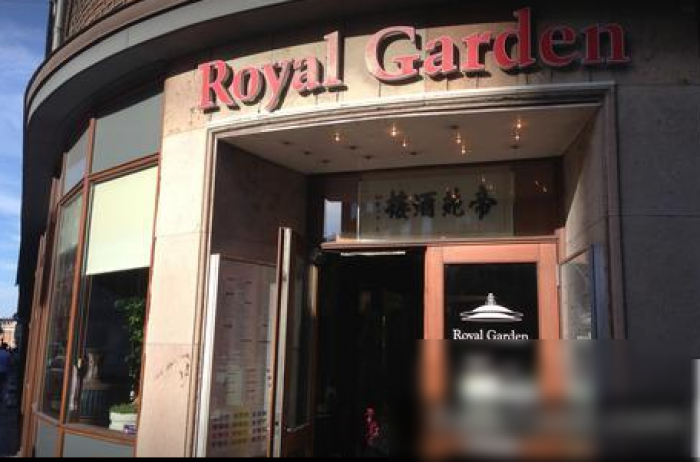 Restaurant Royal Garden