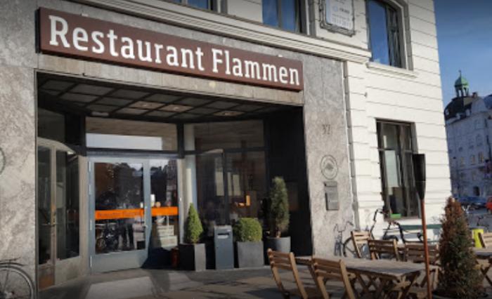Restaurant Flammen HCA