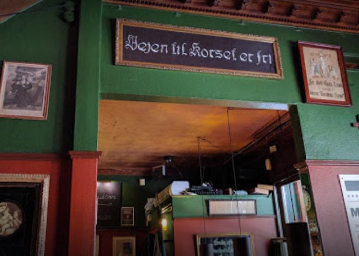 Restaurant & Vaertshus Sankt Peder