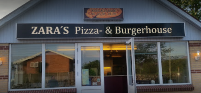 Zaras Pizza Burger House