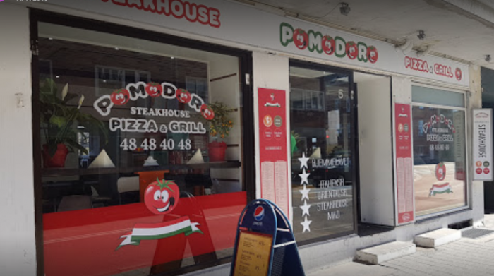 Pomodoro Pizza og Grill