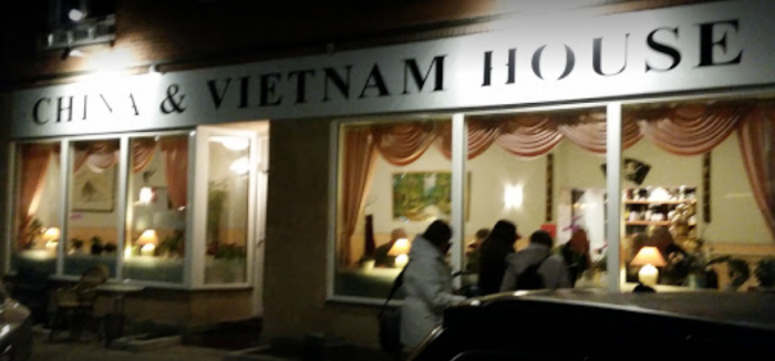Restaurant China Vietnam House
