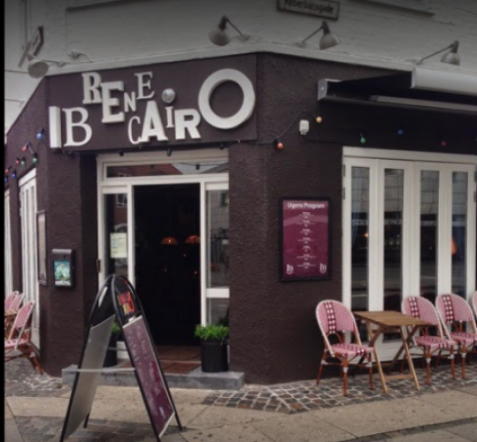 Cafe IB Rene Cairo