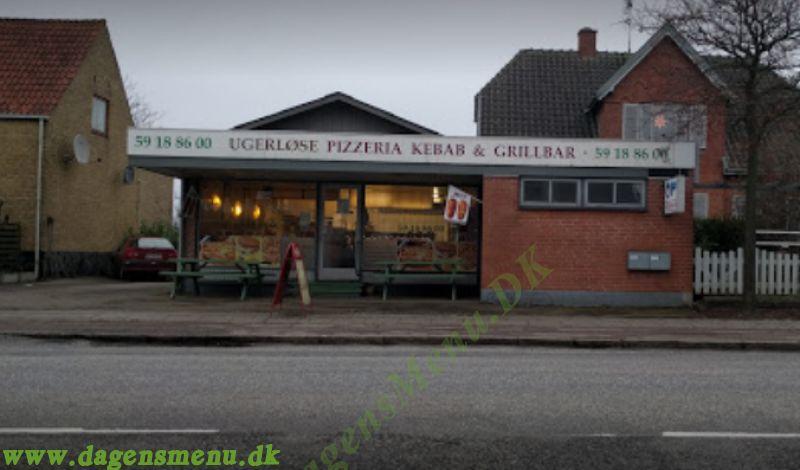 Ugerlose Pizza