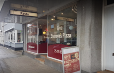 Give Stenovns Pizza