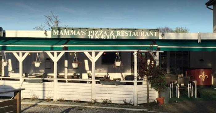 Mammas pizza restaurant