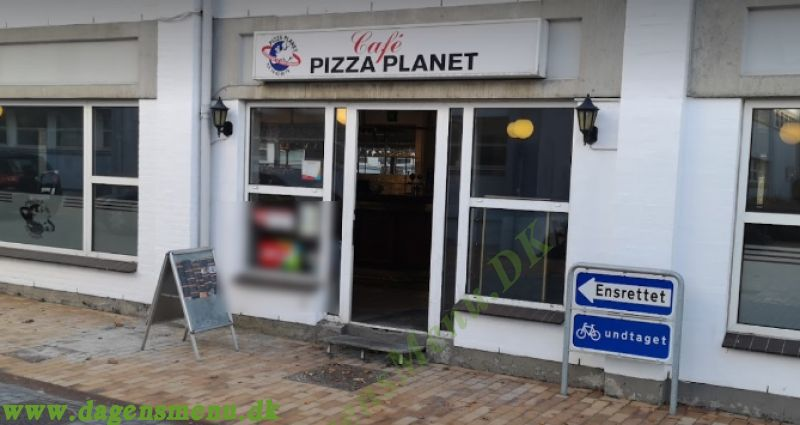 Cafe Pizza Planet