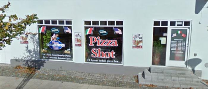 Pizza Shot