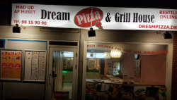 Dream Pizza & Grill House