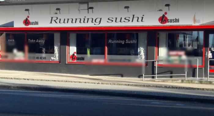 In Sushi