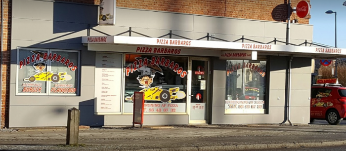 Pizza Barbaros