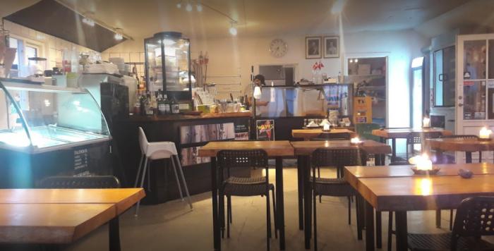 Cafe Faro Vad