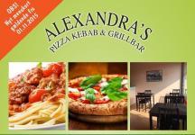 Alexandra's Pizza