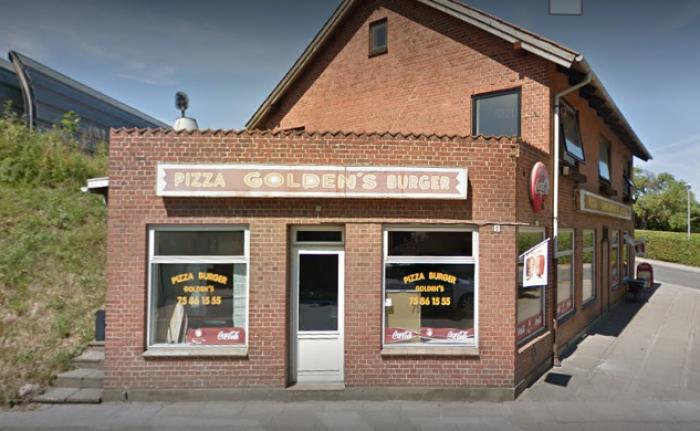 Goldens Pizza og Burger