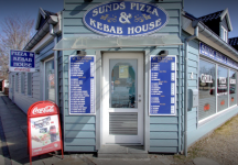 Sunds Pizza & Kebab House