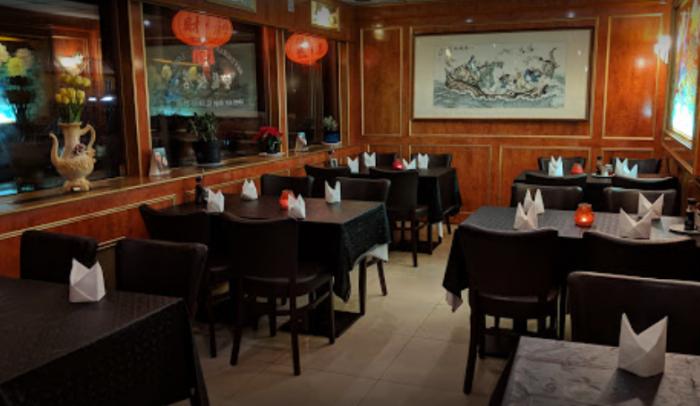 Kinesisk Sushi Restaurant Sheng Long