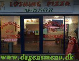 Losning Pizza