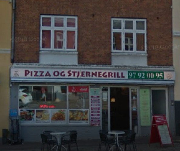 Pizza & Stjerne Grill