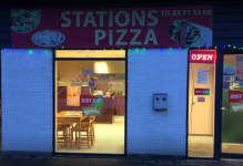 Stations Pizza & Grill