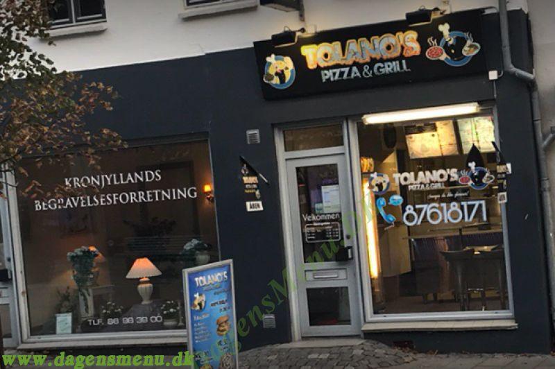 Tolano's Pizza & Grill