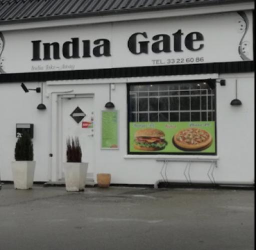 India Gate pizza