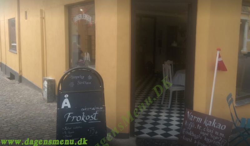 Cafe Froken Jensen