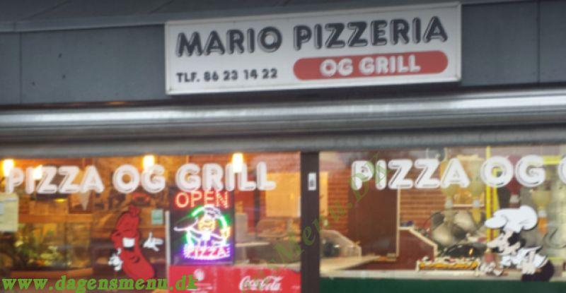 Mario grill & pizza