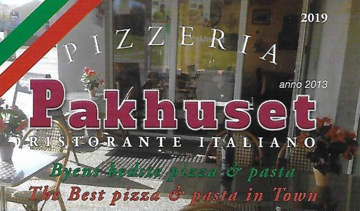 Pakhuset Pizza