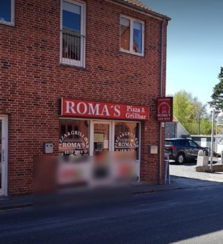 Roma's Pizza & Grill