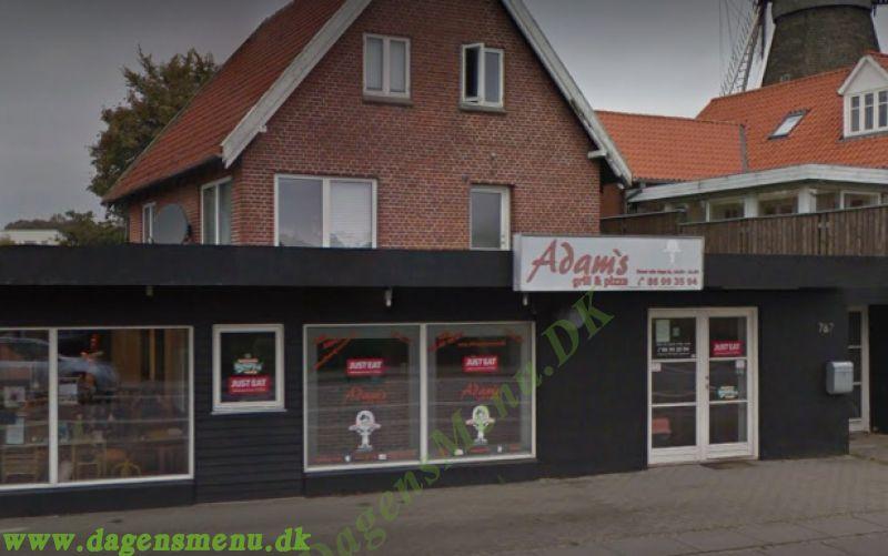 Adams Pizza
