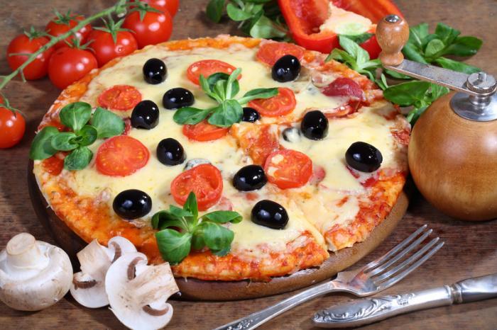 Pizza Rella