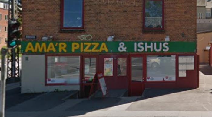 Ama'r Pizzaria & Burgerbar