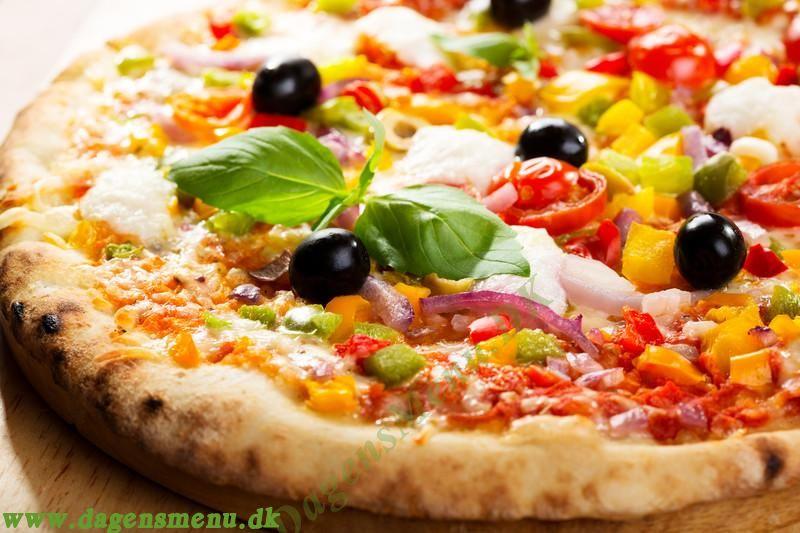 Vegan Pizza Nørrebro