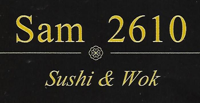 Sam 2610 - Sushi & Wok