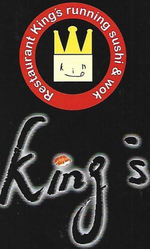 Kings Running Sushi & Wok