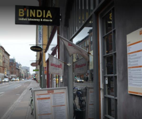 Bindia Indisk Restaurant
