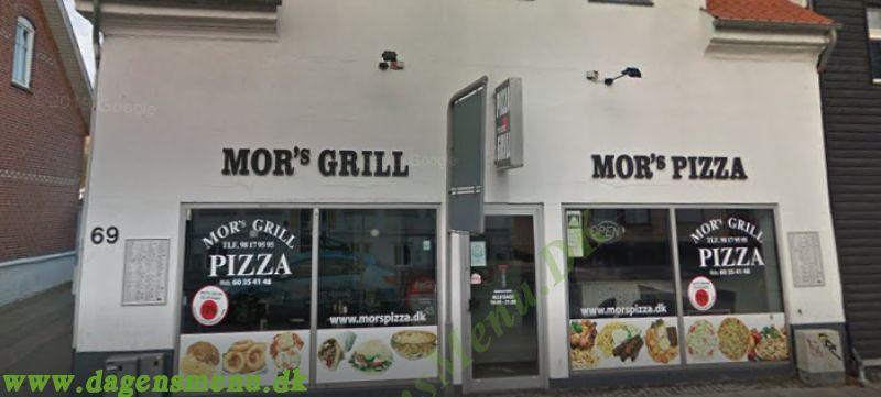 Mor's Grill og Pizza