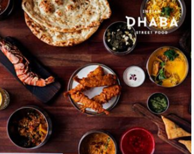 Dhaba Indian Street Food
