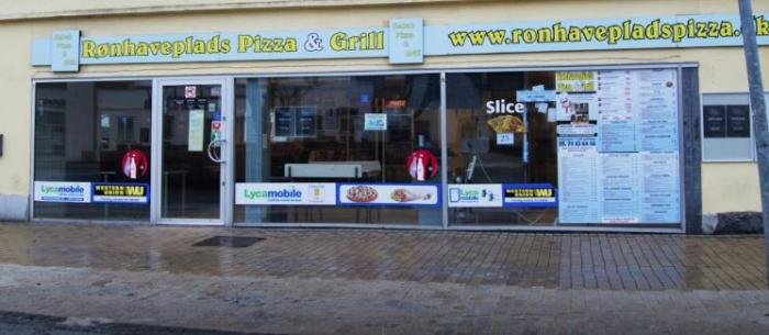 Ronhaveplads Pizza & Grill