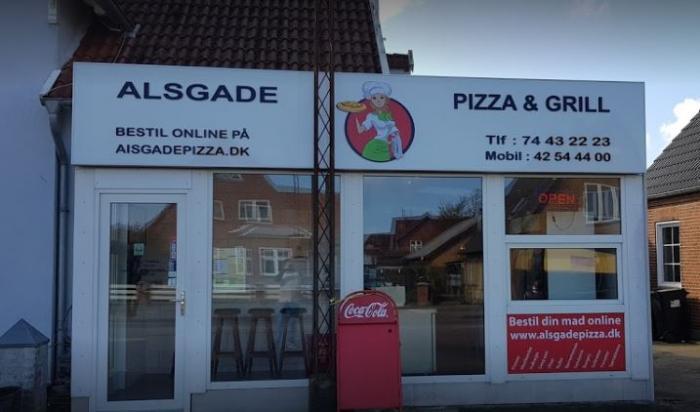 Alsgade Pizzaria