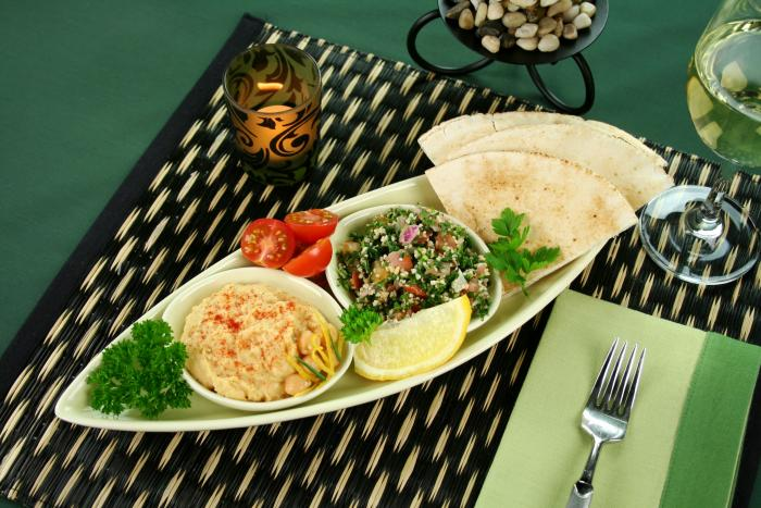 Kimo - Arabic Luxury Food