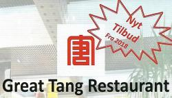 Great Tang Kinesisk Restaurant