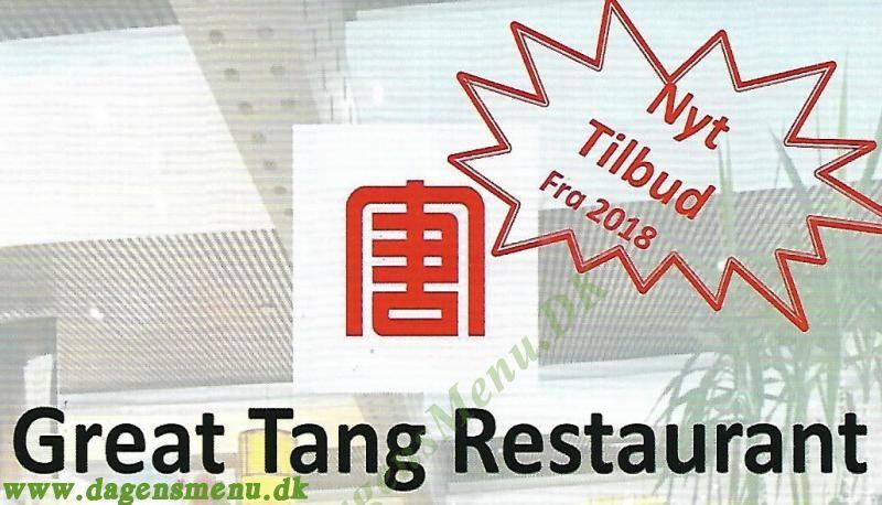 Great Tang Kinesisk Restaurant