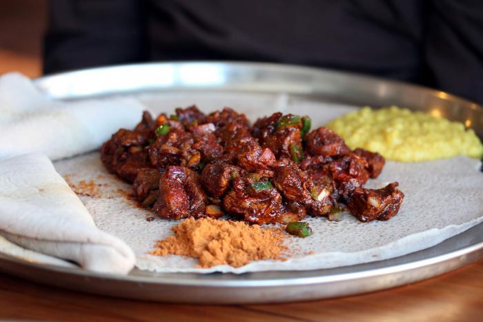 Eritreansk & Etiopisk Restaurant