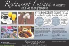 Restaurant lupinen