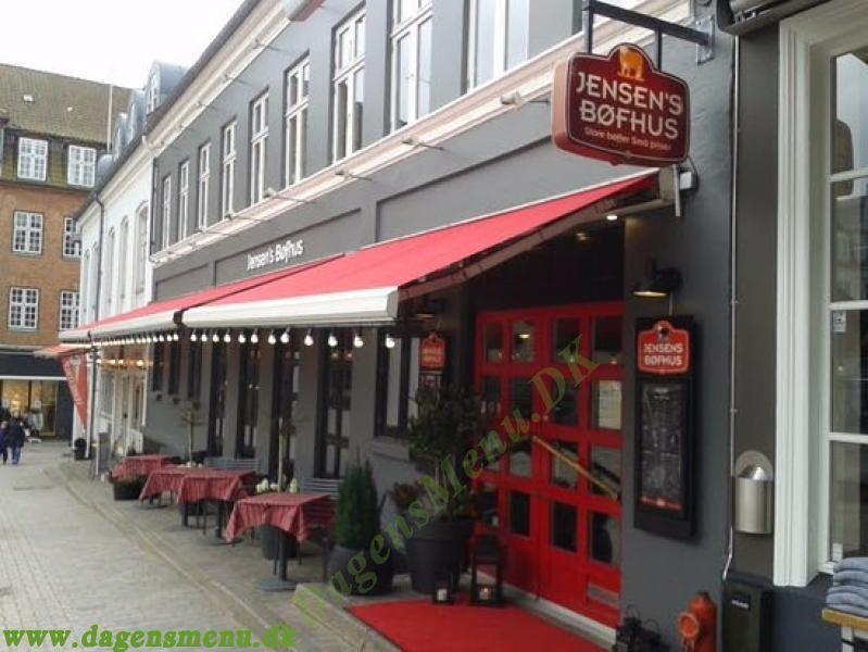 Restaurant Jensens Bøfhus Viborg