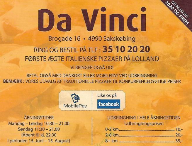 Cafe Da Vinci