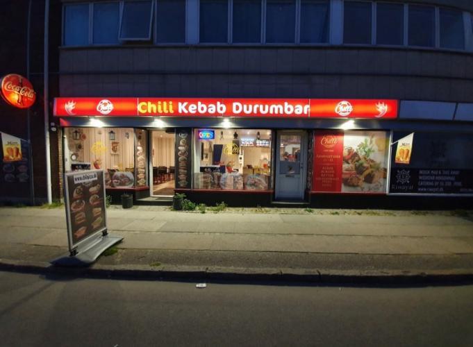 Chili Kebab Durumbar