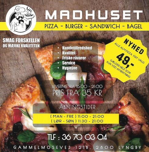 Madhuset - Pizza & Sandwich(Bagel)